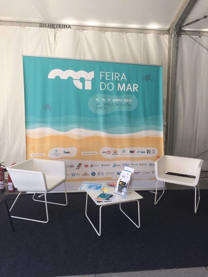 Feira do mar Stand at Feira do Mar